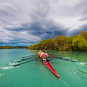 Waimak River Mouth (NZL)