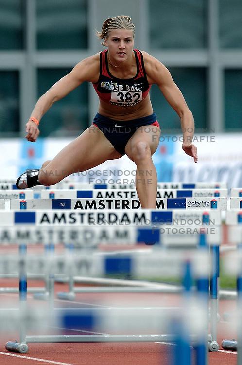 30-06-2007 ATLETIEK: NK OUTDOOR: AMSTERDAM<br /> Jolanda Keizer - aa drink<br /> ©2007-WWW.FOTOHOOGENDOORN.NL