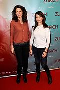 Première Nederlandse film Zurich in filmmuseum Eye, Amsterdam.Op de Berlinale werd de film bekroond met de CICAE Art Cinema Award.<br /> <br /> Op de foto: Rifka Lodeizen en Nadja Hupscher