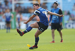 Bath's Freddie Burns during the Heineken European Champions Cup match at the Ricoh Arena, Coventry.