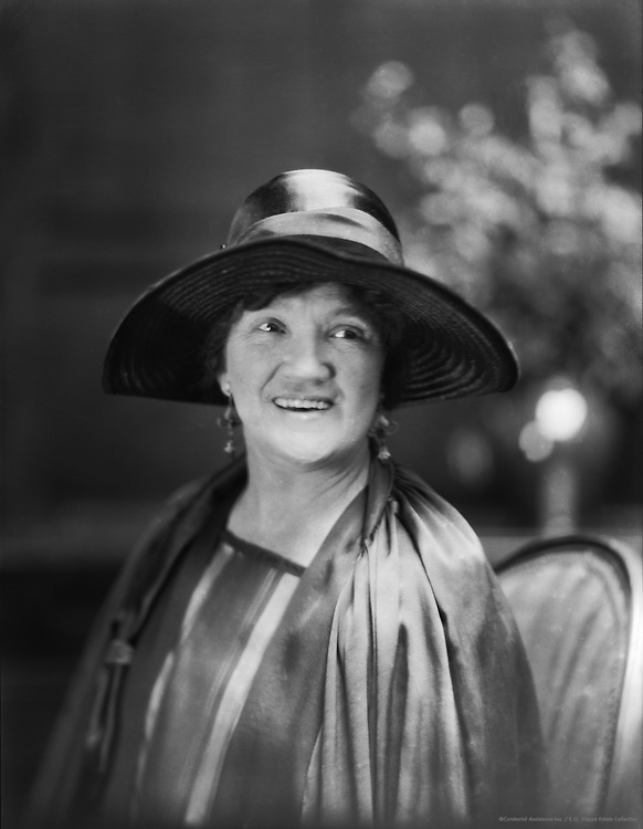 Marie Ault, actress, England, 1926
