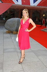 TANIA BRYER at the Royal Academy of Art's SUmmer Party following the official opening of the Summer Exhibition held at the Royal Academy of Art, Burlington House, Piccadilly, London W1 on 7th June 2006.<br />