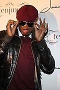 Ne-Yo at The Jermaine Dupri Birthday Celebrration held at Tenjune in New York City on September 23, 2008