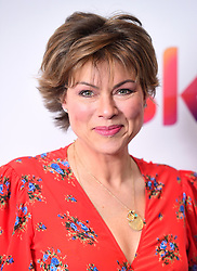 Kate Silverton attending the TRIC Awards 2019 50th Birthday Celebration held at the Grosvenor House Hotel, London.