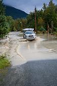 BC - Bella Coola flood 2010