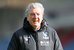"Crystal Palace manager Roy Hodgson ahead of the Premier League match at the John Smith's Stadium, Huddersfield. PRESS ASSOCIATION Photo. Picture date: Saturday March 17, 2018. See PA story SOCCER Huddersfield. Photo credit should read: Richard Sellers/PA Wire. RESTRICTIONS: EDITORIAL USE ONLY No use with unauthorised audio, video, data, fixture lists, club/league logos or ""live"" services. Online in-match use limited to 75 images, no video emulation. No use in betting, games or single club/league/player publications."