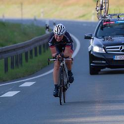 CYCLING, Thueringen Rundfahrt Frauen Evy Kuijpers