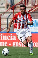 Vicneza 28/04/2012 - Serie B / Vicneza Calcio - ASG Nocerina: Elvis Abbruscato <br /> <br /> Norway only