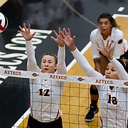 09/21/2018 - Women's Volleyball v Fresno State