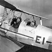 Weston Aerodrome, Lady Flyers..25.05.1961