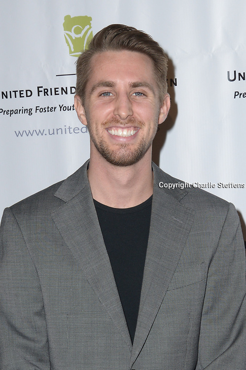 RYAN SHOOS at the United Friends of the Children's 12th Annual Brass Ring Awards Dinner at The Beverly Hilton Hotel in Los Angeles, California