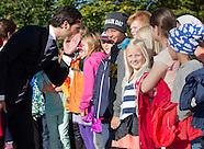 Prince Carl Philip and Princess Sofia visit Dalarna, 05-10-2015