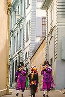 Basel Fasnacht (Carnival), Basel, Switzerland.