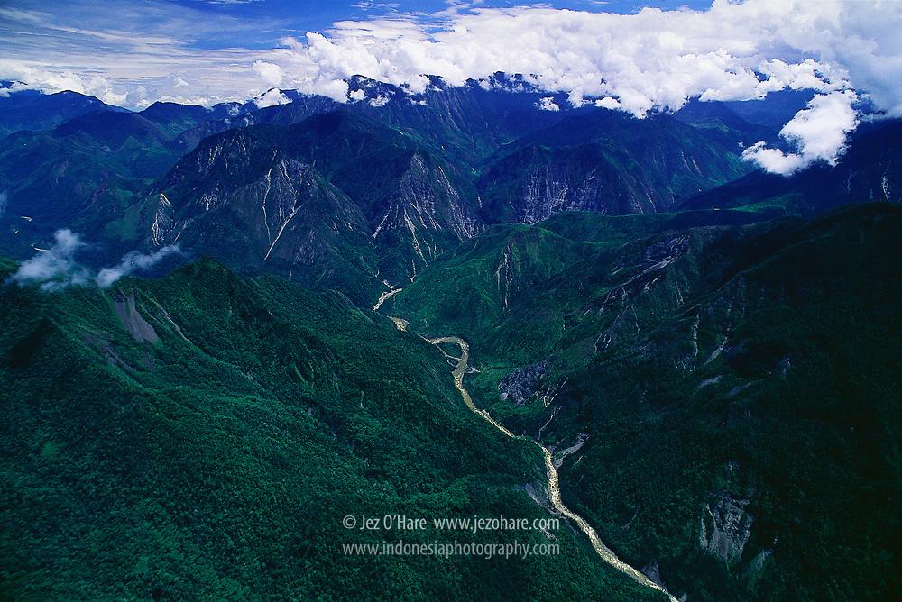 Baliem valley, Papua, Indonesia.