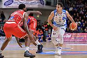 DESCRIZIONE : Campionato 2015/16 Serie A Beko Dinamo Banco di Sardegna Sassari - Consultinvest VL Pesaro<br /> GIOCATORE : Rok Stipcevic<br /> CATEGORIA : Palleggio Penetrazione<br /> SQUADRA : Dinamo Banco di Sardegna Sassari<br /> EVENTO : LegaBasket Serie A Beko 2015/2016<br /> GARA : Dinamo Banco di Sardegna Sassari - Consultinvest VL Pesaro<br /> DATA : 23/11/2015<br /> SPORT : Pallacanestro <br /> AUTORE : Agenzia Ciamillo-Castoria/L.Canu