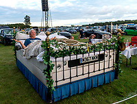 Edd China at the Pub in the Park's drive in Garden Party Henley photo by Mark Anton Smith