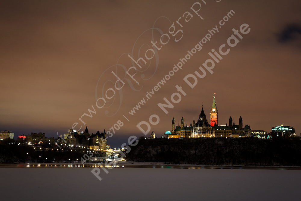 I went to downtown Ottawa on December 21st to try to photograph the once-in-a-lifetime lunar eclipse (coinciding with the winter solstice), but unfortunately the city was socked in with clouds and I barely saw the eclipse. So I took the opportunity to wander around and photograph some of the landmarks in the city instead...©2010, Sean Phillips.http://www.RiverwoodPhotography.com