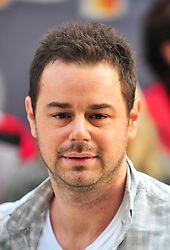 © London News Pictures. File pic dated 22/11/2011. Danny Dyer  attends the European premiere of Happy Feet Two in London on November 22, 2011 . It has been reported that Dyer has had an affair with a 21-year-old student.  Photo credit: Alan Roxborough/LNP