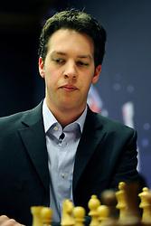 18-01-2009 SCHAKEN: CORUS CHESS: WIJK AAN ZEE<br /> Daniel Stellwagen<br /> ©2009-WWW.FOTOHOOGENDOORN.NL