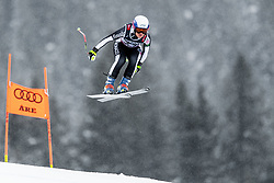 February 8, 2019 - Re, SWEDEN - 190208 Alexandra Coletti of Monaco competes in the women's combination during the FIS Alpine World Ski Championships on February 8, 2019 in re  (Credit Image: © Daniel Stiller/Bildbyran via ZUMA Press)