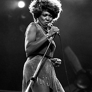 ALLENTOWN - JULY 9: Tina Turner performs at the Allentown Fairgrounds on July 9, 1993, in Allentown, Pennsylvania. ©Lisa Lake