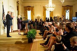 October 13, 2017 - Washington, United States of America - President Trump nominates Kirstjen Nielsen as Secretary of Homeland Security (Credit Image: © Shealah Craighead/Planet Pix via ZUMA Wire)