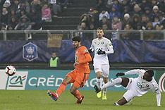 Amiens SC Vs Olympique Lyonnais - 24 Jan 2019