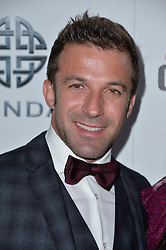 Alessandro Del Piero attends the 30th Annual American Cinematheque Awards Gala at The Beverly Hilton Hotel on October 14, 2016 in Beverly Hills, California. Photo by Lionel Hahn/AbacaUsa.com