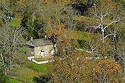 Thompson-Neely House, Washington Crossing Historic Park, PA state park,