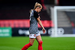 Flo Allen of Bristol City - Mandatory by-line: Ryan Hiscott/JMP - 07/09/2019 - FOOTBALL - Ashton Gate - Bristol, England - Bristol City Women v Brighton and Hove Albion Women - FA Women's Super League