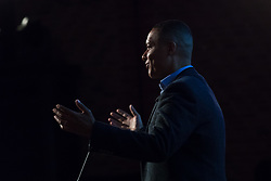 © Licensed to London News Pictures. 15/05/2017. LONDON, UK. CLIVE LEWIS, Labour Party MP speaking at the Progressive Alliance launch in London. The Progressive Alliance is a cross political party group who are campaigning against the Tories and encouraging tactical voting in the general election.  Photo credit: Vickie Flores/LNP