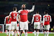 Arsenal v FK QARABAG 131218