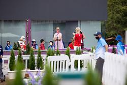 Zu Sayn Wittgenstein Nathalie, DEN<br /> Olympic Games Tokyo 2021<br /> © Hippo Foto - Dirk Caremans<br /> 23/07/2021