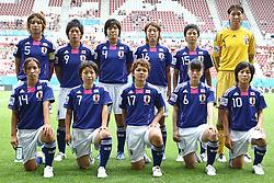 17.07.2010,  Augsburg, GER, FIFA U20 Womens Worldcup, Nigeria vs Japan,  im Bild Team Japan , EXPA Pictures © 2010, PhotoCredit: EXPA/ nph/  Straubmeier / SPORTIDA PHOTO AGENCY