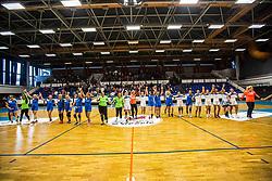 Exhibition game of Slovenian women handball legends on 29th of September, Celje, Slovenija 2018