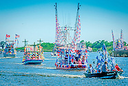 Bayou La Batre - 66th annual Blessing of the Fleet