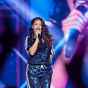 NLD/Amsterdam/20191115 - Chantals Pyjama Party in Ziggo Dome, Glennis Grace
