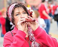 Dyngus Day 2015 in Cleveland, Ohio. © David Richard / David Richard Photography / www.davidrichardphoto.com