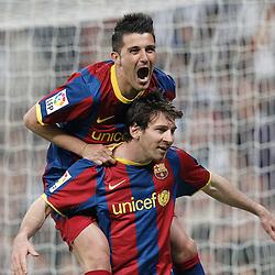 20110417: ESP, Football - La Liga Real Madrid v FC Barcelona
