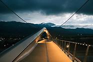 USOPM Walking Bridge VIP Ceremony