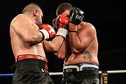 Boxen: x-mas Boxing, Hamburg, 22.12.2017<br /> Schwergewicht: Nuri Seferi (ALB) - Gogita Gorgiladze (GEO)<br /> © Torsten Helmke