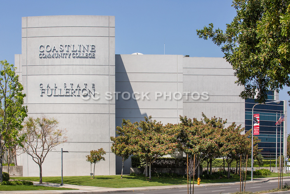 Coastline Community College Garden Grove Location