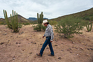 Vicam, Sonora. Mexico: Yaqui reserved land.