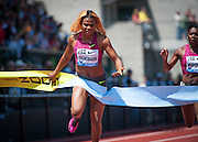 The Prefontaine Classic, the longest-running international invitational meet in the United States, turns 40 this year.<br /> The 2014 elite competition held in Eugene, Oregon at the University of Oregon's historic Hayward Field is in it's 5th year hosting the IAAF's Diamond League event.