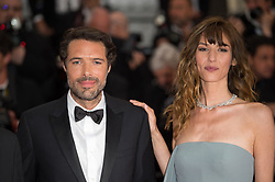 Doria Tillier and Nicolas Bedos arriving on the red carpet of 'La Belle Epoque' screening held at the Palais Des Festivals in Cannes, France on May 20, 2019 as part of the 72th Cannes Film Festival. Photo by Nicolas Genin/ABACAPRESS.COM