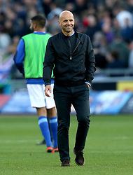 Exeter City manager Paul Tisdale - Mandatory by-line: Robbie Stephenson/JMP - 14/05/2017 - FOOTBALL - Brunton Park - Carlisle, England - Carlisle United v Exeter City - Sky Bet League Two Play-off Semi-Final 1st Leg
