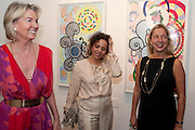 Galen and Hilary Weston host the opening of Beatriz Milhazes Screenprints. Curated by Iwona Blazwick. The Gallery, Windsor, Vero Beach, Florida. Miami Art Basel 2011HILARY WESTON; BEATRIZ MILHAZES; IWONA BLAZWICK,, Galen and Hilary Weston host the opening of Beatriz Milhazes Screenprints. Curated by Iwona Blazwick. The Gallery, Windsor, Vero Beach, Florida. Miami Art Basel 2011