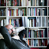 Nederland,Amsterdam ,25 mei 2008...Paul Cliteur (Amsterdam, 6 september 1955) is een Nederlandse rechtsgeleerde, filosoof en opiniërend columnist en publicist. .Paul Cliteur is a Dutch jurist, philosopher and writer and opinion columnist.