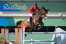 El Zoghby Karim, EGY, Amelia<br /> Olympic Games Rio 2016<br /> © Hippo Foto - Dirk Caremans<br /> 16/08/16