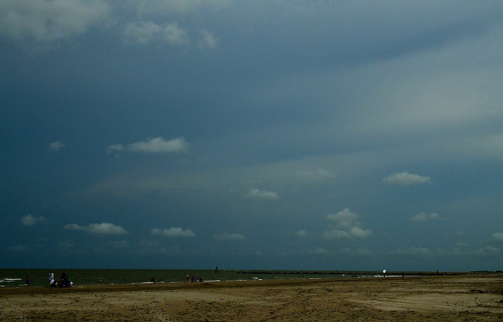 Stormy Day on Grand Isle